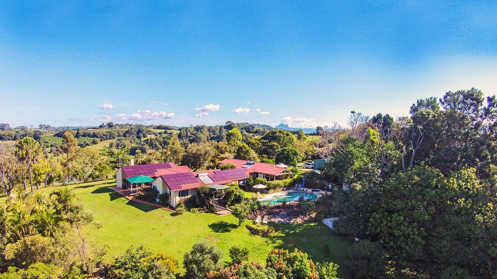 Tropical Coast Retreat - Northern NSW Hinterland accommodation